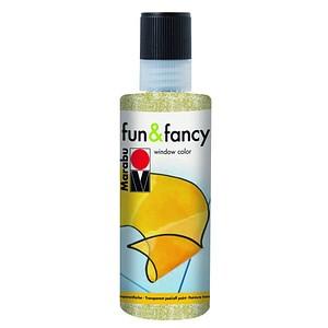 Marabu fun&fancy Fenstermalfarben 80,0 ml