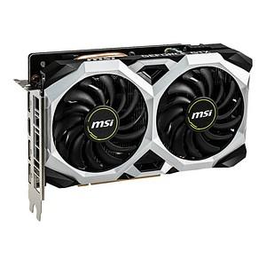 msi GTX 1660 VENTUS XS Grafikkarte 6.144 MB GDDR5 192 Bit V379-013R