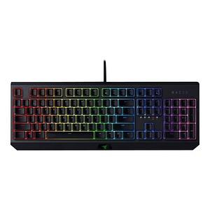RAZER Blackwidow Green Switch Gaming-Tastatur RZ03-02860400-R3G1