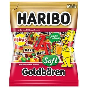 Fruchtgummis SAFT GOLDBÄREN Minibeutel von HARIBO