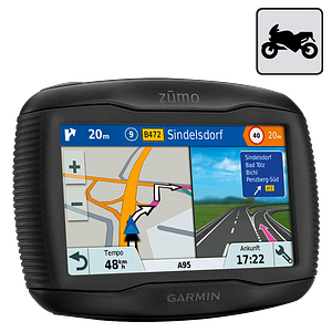 Motorrad-Navigationsgeräte