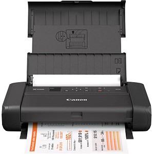 Canon PIXMA TR150 mit Akku Tintenstrahldrucker schwarz