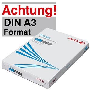 xerox Kopierpapier Business DIN A3 80 g/qm 500 Blatt
