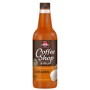 SCHWARTAU Coffee Shop SIRUP Karamell Kaffeesirup 650,0 ml