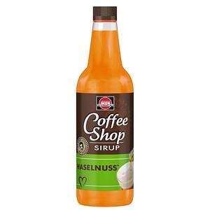 SCHWARTAU Coffee Shop SIRUP Haselnuss Kaffeesirup 650,0 ml