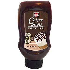 SCHWARTAU Coffee Shop TOPPING Schokolade Kaffeesirup 250,0 ml