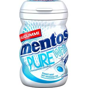 mentos PURE WHITE Kaugummis 35 Dragees
