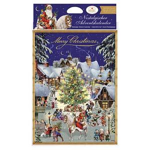 HEIDEL Nostalgischer Adventskalender 75,0 g