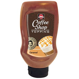 SCHWARTAU Coffee Shop TOPPING Karamell Kaffeesirup 250,0 ml