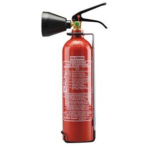 GLORIA KS 2 SBS mit Drahthalter Feuerlöscher CO2 2,0 kg