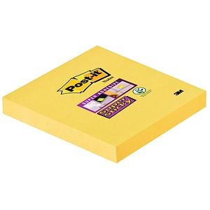 Post-it® Super Sticky Notes Haftnotizen extrastark 654-S6 gelb 1 St.