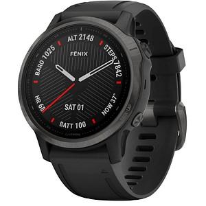 GARMIN fenix 6S Pro Smartwatch schwarz 010-02159-14