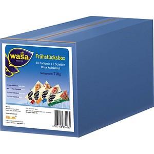 wasa® Frühstücksbox Knäckebrot 40 Portionen