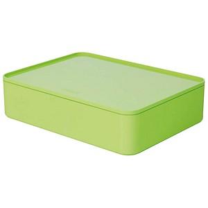 HAN Smart Organizer ALLISON Aufbewahrungsbox grün 26,0 x 19,5 x 6,8 cm