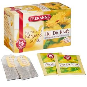 TEEKANNE Hol Dir Kraft Tee 20 Teebeutel à 2,0 g