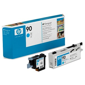 HP 90 (C5055A) cyan Druckkopf