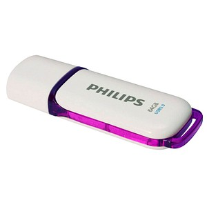 PHILIPS USB-Stick Snow 64 GB FM64FD75B