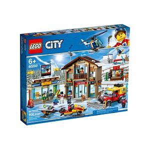 LEGO® City 60203 Ski Resort Bausatz