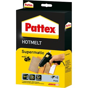 Pattex Heißklebepistole Supermatic Hotmelt