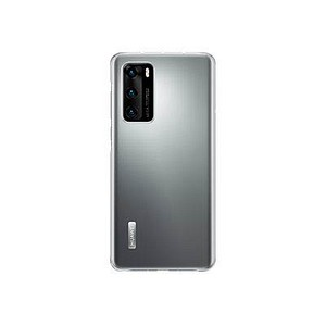 HUAWEI Clear Case Handy-Hülle für Huawei P40 transparent 51993731