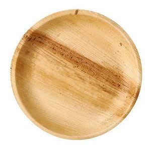 25 PAPSTAR Palmblatt-Teller pure