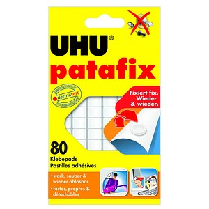 80 UHU patafix Klebeknete 48810