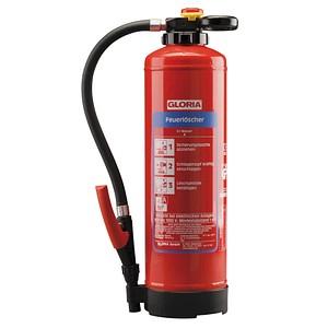 GLORIA WH 6 Pro Feuerlöscher Wasser 6,0 l