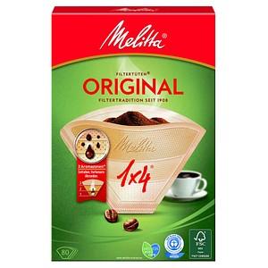 Melitta ORIGINAL 1x4 Kaffeefilter