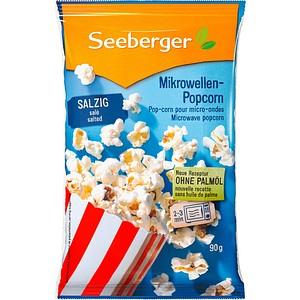SEEBERGER Mikrowellen-Popcorn Körner 90,0 g