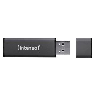 Standard USB-Stick Alu Line von Intenso