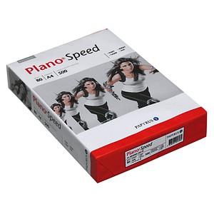 Plano Kopierpapier Speed 80 g/qm 500 Blatt