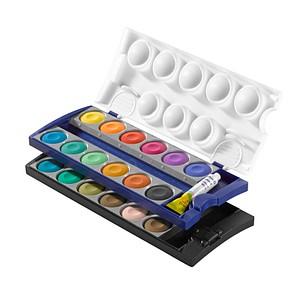 Pelikan 735K24 Wasserfarbkasten 24 Farben