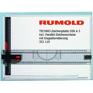 RUMOLD Zeichenplatte Techno