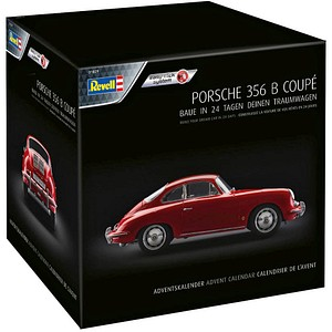 neutral Adventskalender Porsche 356