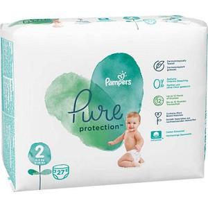 Pampers® Windeln Pure protection™ Größe Gr.2 (4-8 kg) für Babys