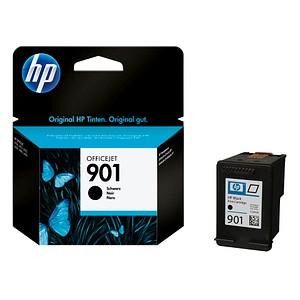 HP 901 (CC653AE) schwarz Tintenpatrone