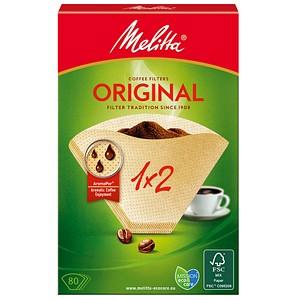 Melitta ORIGINAL 1x2 Kaffeefilter