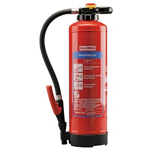 GLORIA WH 9 Pro Feuerlöscher Wasser 9,0 l