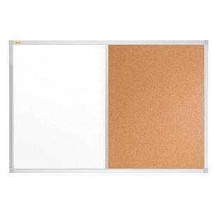FRANKEN Whiteboard-Pinnwand X-tra!Line 120,0 x 90,0 cm Kork braun