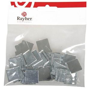 Rayher Mosaiksteine Spiegelmosaik selbstklebend 2,0 x 2,0 cm 1 Pack