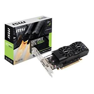 msi GTX 1050 TI 4GT LP Grafikkarte 4.096 MB GDDR5 128 Bit V809-2404R