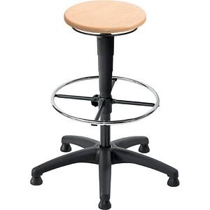 mey chair A1S-H-B-FR5 Hocker buche