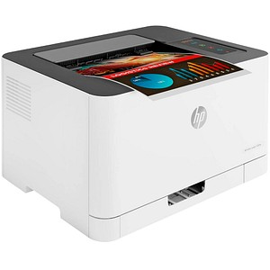 HP Color Laser 150nw Farb-Laserdrucker 4ZB95A