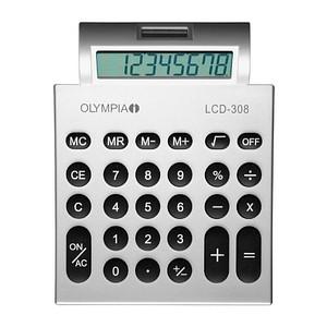 OLYMPIA LCD-308 Taschenrechner