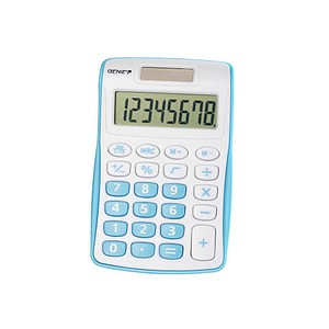 GENIE 120 B Taschenrechner