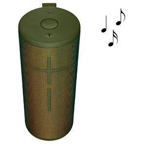 ultimate ears Boom 3 Forest Green Bluetooth-Lautsprecher 984-001361