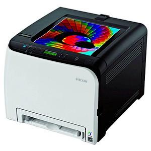RICOH SP C261DNw Farb-Laserdrucker 934972