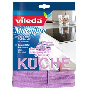 AKTION: vileda 2in1 KÜCHE Mikrofasertuch