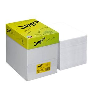 JUMP Kopierpapier COPY/LASER 80 g/qm 2.500 Blatt Maxi-Box