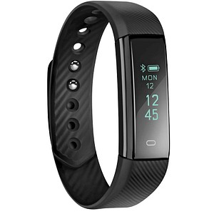 acme ACT101 Fitnesstracker schwarz